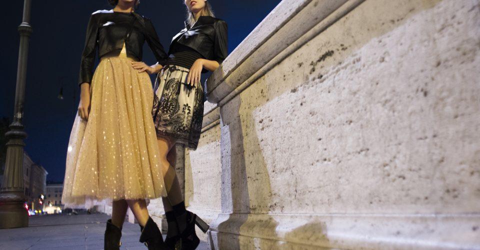 Non esiste donna che non ami gli abiti da sera  corti o lunghi dbc395e3550